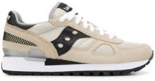 Saucony - Sneakers con pannelli a contrasto - women - Suede/Polyester/rubber - 7.5, 8.5, 9, 9.5 - NUDE & NEUTRALS