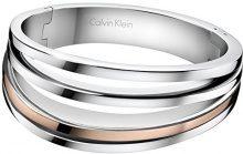 Calvin Klein Bracciale intrecciato Donna acciaio_inossidabile - KJ3DPD20010S