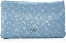 Joop! Nylon Cornflower Mira Cosmeticpouch Mhz - Pochette da giorno Donna, Blau (Light Blue), 1x14x22 cm (B x H T)