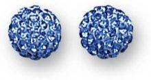 H. GAVENTA LTD - Orecchini a lobo da donna, argento sterling 925, cod. SE5311/Sapphire