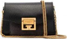 Givenchy - Borsa clutch 'GV3 Nano' - women - Goat Skin - OS - Nero