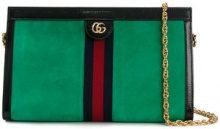 Gucci - Borsa a spalla 'Ophidia' - women - Calf Suede - OS - GREEN