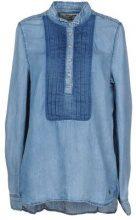 GARCIA JEANS  - JEANS - Camicie jeans - su YOOX.com