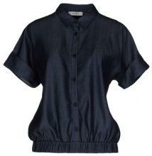 ALPHA STUDIO  - JEANS - Camicie jeans - su YOOX.com