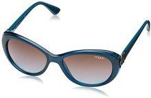 Vogue Occhiali da sole Mod.2770S Aqua green/opal bluette/Azure grad pink grad brown, 56