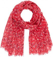 TOM TAILOR Amazing Flower Scarf, Cappello in Felto Donna, Rosa (Permanent Rose 4760), Taglia unica