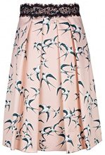 Marc Cain Collections HC 71.03 W07, Gonna Donna, Mehrfarbig (Nude 206), 42