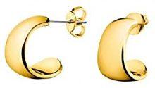 Calvin Klein Orecchini a Cerchio Donna acciaio_inossidabile - KJ6GJE100100