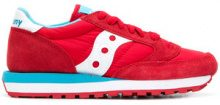 Saucony - Sneakers - women - Suede/Polyamide/Polyester/rubber - 37, 37.5, 40, 41 - RED