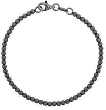 Carolina Bucci - 18kt black gold Disco Ball bracelet - women - 18kt Black Gold - OS - BLACK