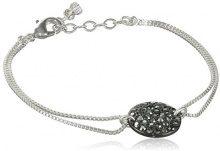 Pilgrim braccialetto per donna Ambience taglio rotondo 0,3 cm - 15153_A, Placcato argento, cod. 151536102