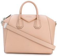 Givenchy - Borsa tote 'Antigona Medium' - women - Goat Skin - OS - NUDE & NEUTRALS