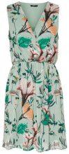 ONLY Printed Sleeveless Dress Women Green