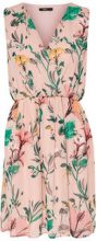 ONLY Printed Sleeveless Dress Women Pink