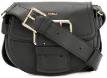 Furla - Borsa a spalla con fibbia - women - Leather - OS - BLACK