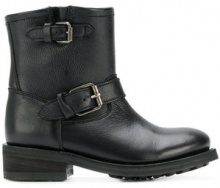 Ash - Tear boots - women - Calf Leather/Leather/rubber - 36, 37, 37.5, 38, 38.5, 39, 39.5, 40, 41 - BLACK