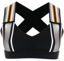 No Ka' Oi - Keo Ola performance bra - women - Polyamide/Spandex/Elastane/Polyester - XS - BLACK