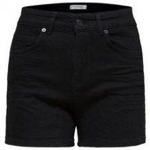 SELECTED Regular Fit - Denim Shorts Women Black