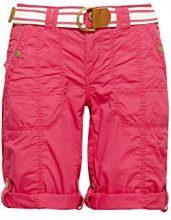 edc by Esprit 038cc1c001, Bermuda Donna, Rosa (Pink Fuchsia 660), 40 (Taglia Produttore: 34)