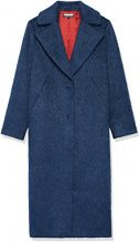 TOMMYNOW - Tommy Hilfiger Cher Wool Coat, Cappotto Donna, Blu, Small