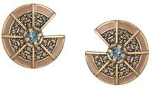 Camila Klein - strass embellished earrings - women - metal - OS - unavailable