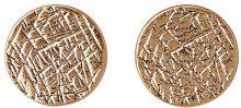 Pilgrim orecchini per donna Classic 1cm–621614023
