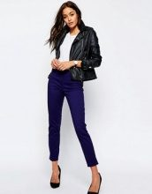 ASOS - Pantaloni skinny a sigaretta casual