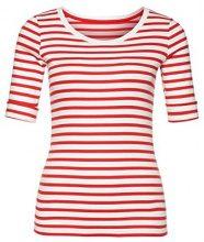 Marc Cain Essentials MarcCainDamenT-Shirts+E4809J91, t-Shirt Donna, Rot (Scarlet 272), 36 (2)