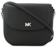 - Michael Michael Kors - Dome crossbody bag - women - pelle - Taglia Unica - di colore nero