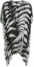 Just Cavalli - Vestito con stampa - women - Polyester/Viscose - S, M, L - BLACK