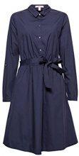 ESPRIT 028ee1e017, Vestito Donna, Blu (Navy 400), 46 (Taglia Produttore: 40)