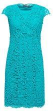ESPRIT Collection 028eo1e030, Vestito Elegante Donna, Verde (Teal Green 370), 48 (Taglia Produttore: 42)