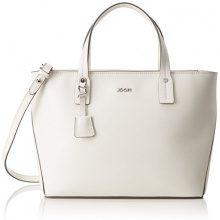 Joop! Pure Kornelia Handbag Mhz - Borse a secchiello Donna, Weiß (Offwhite), 14x23x28 cm (B x H T)