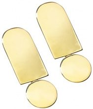 Uncommon Matters Orecchini a perno Donna placcato_oro - EARRING #4 GOLD