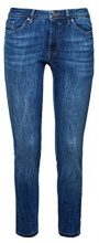 edc by Esprit 997cc1b817, Jeans Skinny Donna, Blu (Blue Medium Wash 902), W28/L34