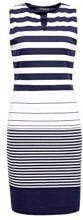 ESPRIT Collection 048eo1e038, Vestito Donna, Blu (Navy 2 401), X-Large