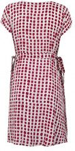 Bellybutton Still Kleid o. Arm, Vestito Donna, Multicolore (Allover 0003), 40