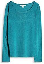 ESPRIT NOOS Sweater Teal Green 5 XXL