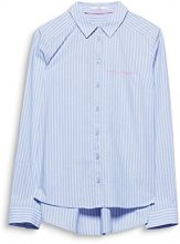 edc by Esprit 018cc1f014, Camicia Donna, Blu (Light Blue 440), Small
