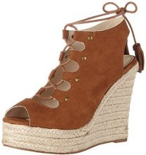 Buffalo Shoes 314550 Imi Suede, Sandali Donna, Marrone (Brown 01), 37 EU
