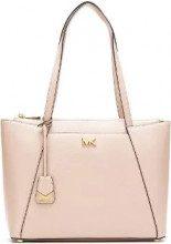 - Michael Michael Kors - Maddie tote bag - women - pelle - Taglia Unica - di colore rosa