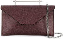 M2malletier - Borsa Clutch 'Annabelle' - women - Leather - OS - PINK & PURPLE