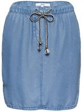FIND Denim Gonna Donna, Blu (Dark Indigo), 40 (Taglia Produttore: X-Small)