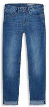 edc by Esprit 037cc1b012, Jeans Donna, Blu (Blue Light Wash 903), W31 (Taglia Produttore: 31)
