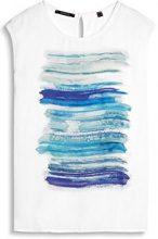 ESPRIT Collection 037eo1k003, Vestaglia Donna, Bianco (off White), 38 (Taglia Produttore: Medium)