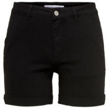 ONLY Chino Shorts Women Black