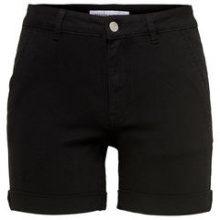 ONLY Chino Shorts Women Black