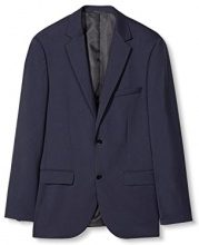 Esprit 993EO2G902 Comf, Giacca da Uomo, Colore Blu (Dark Navy), Taglia 44 UK (Taglia Produttore: 106)
