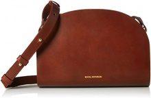 Royal RepubliQ Galax Curve Hand Bag, Donna Borse a spalla, Marrone (Cognac) 8x17x24 cm (B x H x T)
