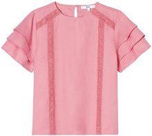 FIND 17AMZ803 magliette donna, Rosa (Old Rose), 48 (Taglia Produttore: X-Large)